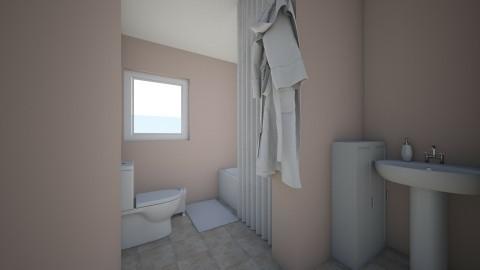 Bathroom - Modern - Bathroom - by blorp