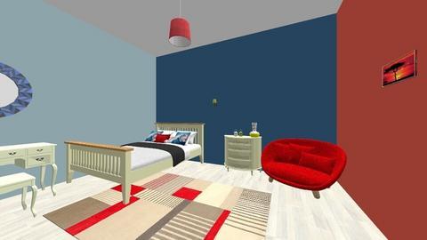 My room - Kids room - by unicornempup
