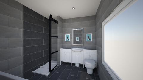 v2 Ensuite Bathroom - Bathroom - by PaulineA