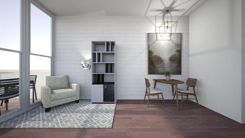 Abna living kitchen  - Classic - Living room - by chloe_mccarty