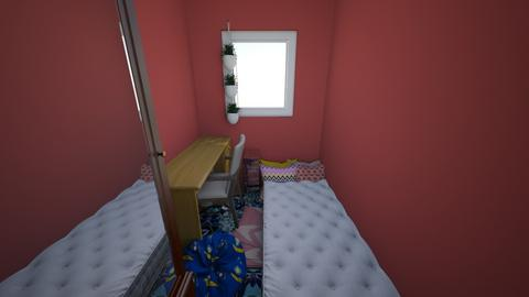 Manushri Bedroom - Modern - Bedroom - by manushri