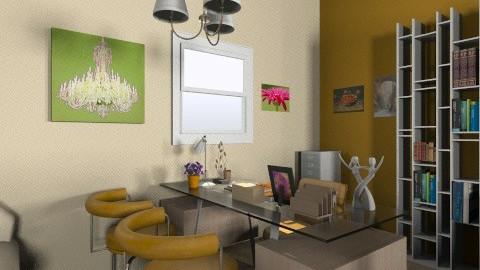 Designer's Office - Office - by cokoye