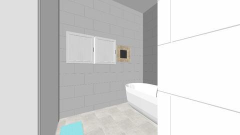 Bathroom 1 - Modern - Bathroom - by IvanaJI