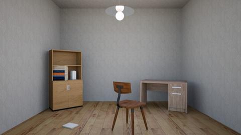 outi_HO2 - Bedroom - by SHUNA