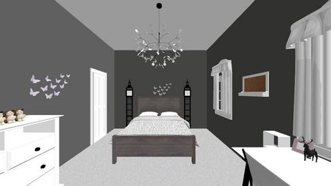 my bedroom - Bedroom - by mckenzieengland