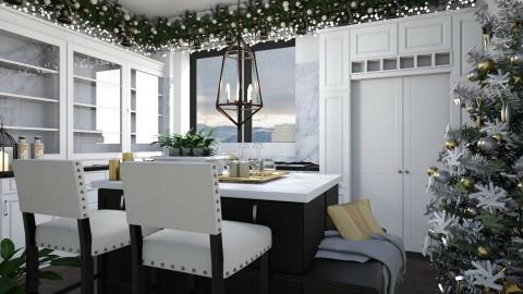 Winterland Kitchen - by Thea44