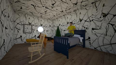 1Jaquez Daney - Bedroom - by McClintock