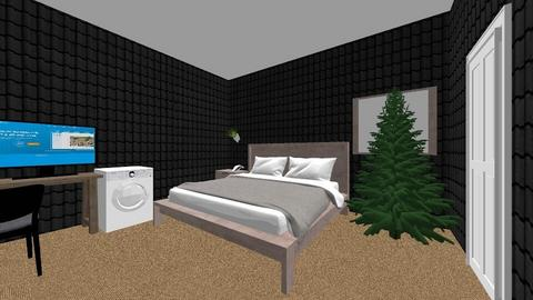 JAMIE PROM BACKUP - Modern - Bedroom - by Th3j4m