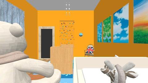 kids bedroom - Kids room - by endrianne