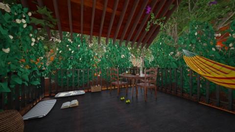 wooden dream - Modern - Garden - by lamzoi