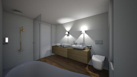 lazienka 4 - Bathroom - by AGATA murmi