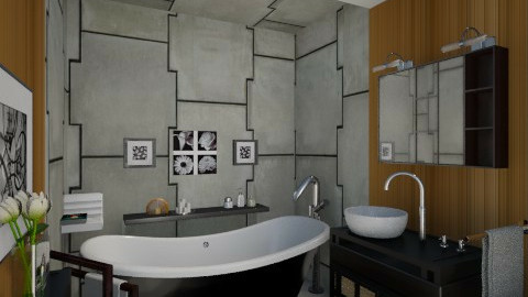 NewAlaBathroom - Bathroom - by Alwa Design Studio