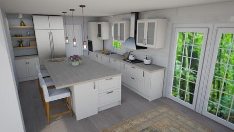 Open kitchen 5 - by chelseahillerich