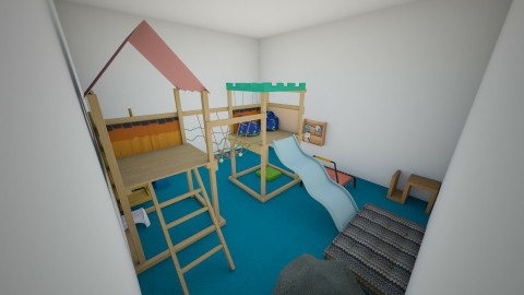 kids dream ang 1 - Kids room - by Jayna1