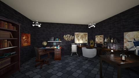 private den - Bedroom - by seiberte