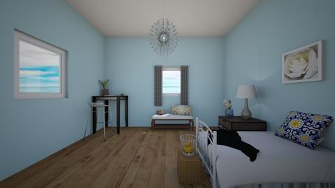 cozy room - Bedroom - by stholstrom