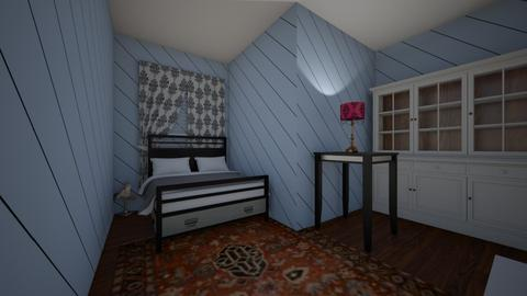 d - Classic - Bedroom - by dhill2006