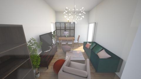 Living room 3 - Living room - by annawiktoriar