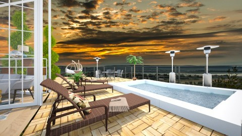 big balcon - Garden - by andaq
