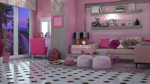 pink - by nat mi
