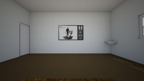 New Bedroom - Bedroom - by alexlhunt93