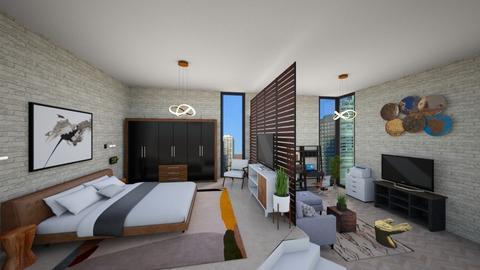 Cane - Bedroom - by Viki4445