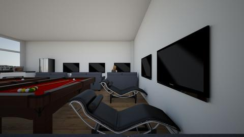 Part 7 - Living room - by AhmedElr