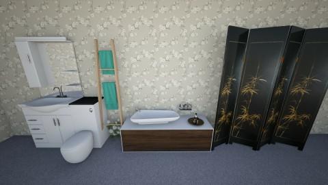 Luxury Bathroom - Classic - by Galaxy Romaysa