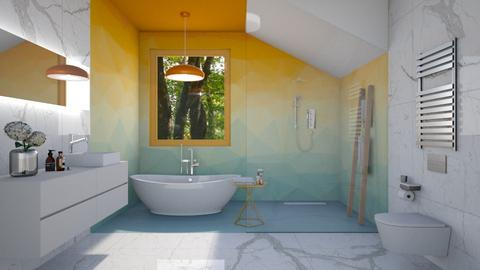 Hellix - Bathroom - by JennieT8623