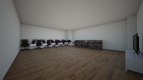 Sala gamer - Office - by alumnes