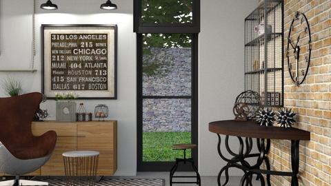 Window - Modern - Office - by Jessica Fox