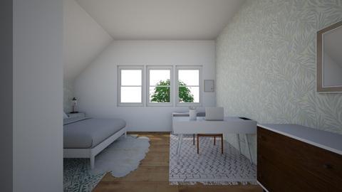 simons room my style - Bedroom - by bellamy1234567890