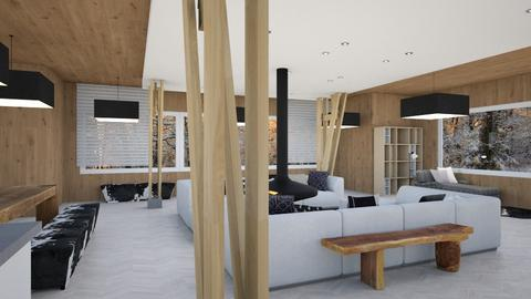 Aspen Chalet Template - by chania
