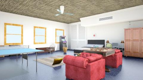 kamar - Modern - Bedroom - by Syadi Abdul Hayyie