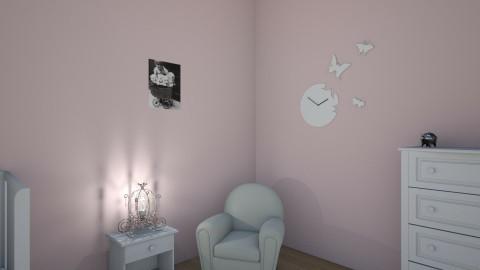 girl nursery  - by kristenhead141