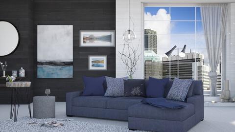M_ BWB - Living room - by milyca8