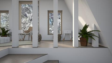 The Upstairs - Modern - Living room - by millerfam