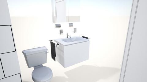 spare bathroom - Bathroom - by Eric420