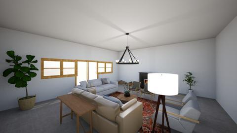 Rita 7 - Living room - by mcmcmcmc