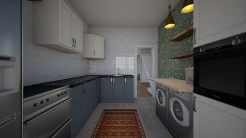 Kitchen View 1 - Kitchen - by kburns