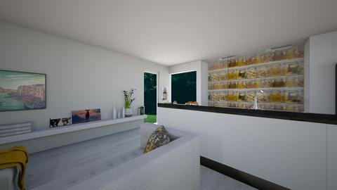 Kitchen Area - Kitchen - by gaietta_aa