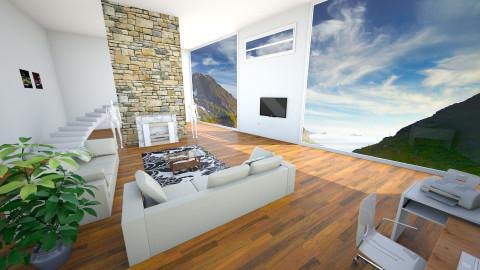 Nice Living Room - Modern - Living room - by irasemaarcibar