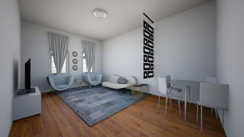 modernhome - Living room - by bittersweetfree