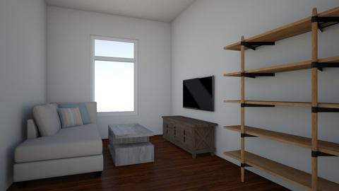 Wohnzimmer Neu 2 - Living room - by brand66