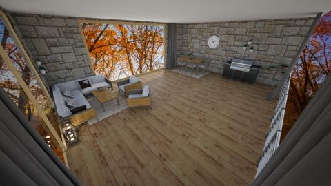 family home 99 - Modern - Garden - by Stavroula Chatzina