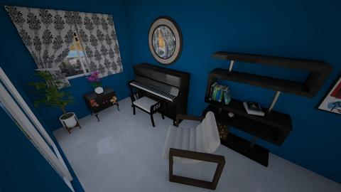 Casa Conteiner - Modern - Living room - by Mariesse Paim