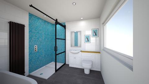 Craig Ensuite Bathroom - Bathroom - by PaulineA