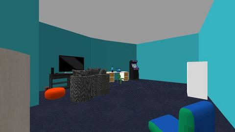 Kids room of fun - Kids room - by Maxwel M
