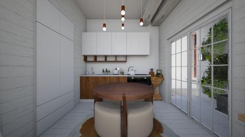 Casa190Kitchen - Eclectic - Kitchen - by nickynunes