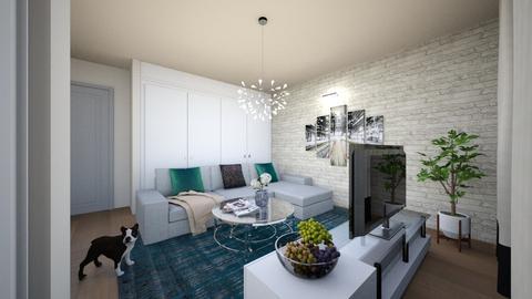 living 5 - Modern - Living room - by Vasile Bianca Rozalia